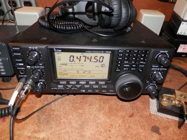 VE7CNF – 630m Transmitter